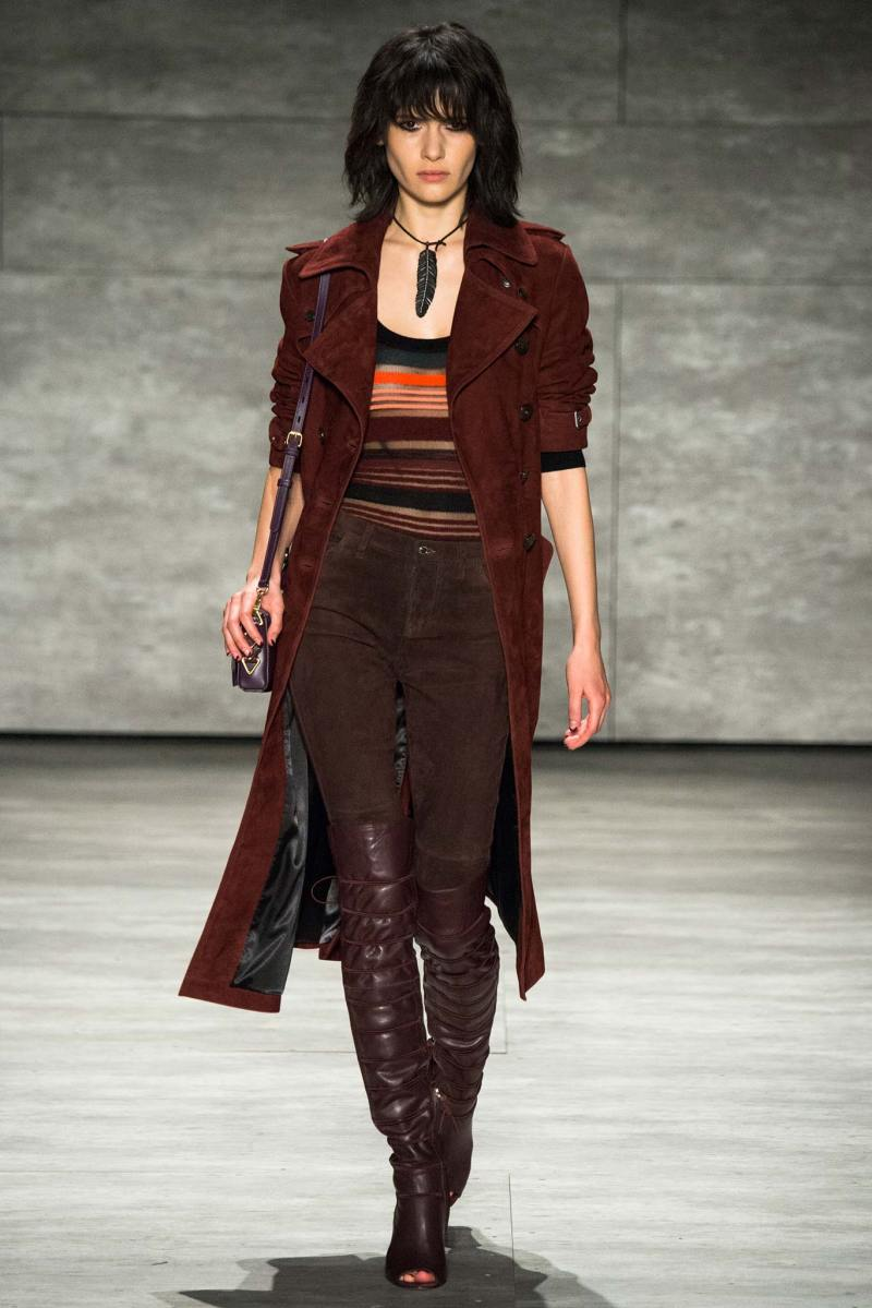 Rebecca Minkoff Ready to Wear FW 2015 NYFW (13)