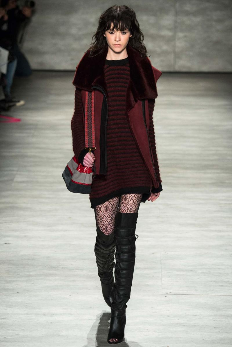Rebecca Minkoff Ready to Wear FW 2015 NYFW (14)