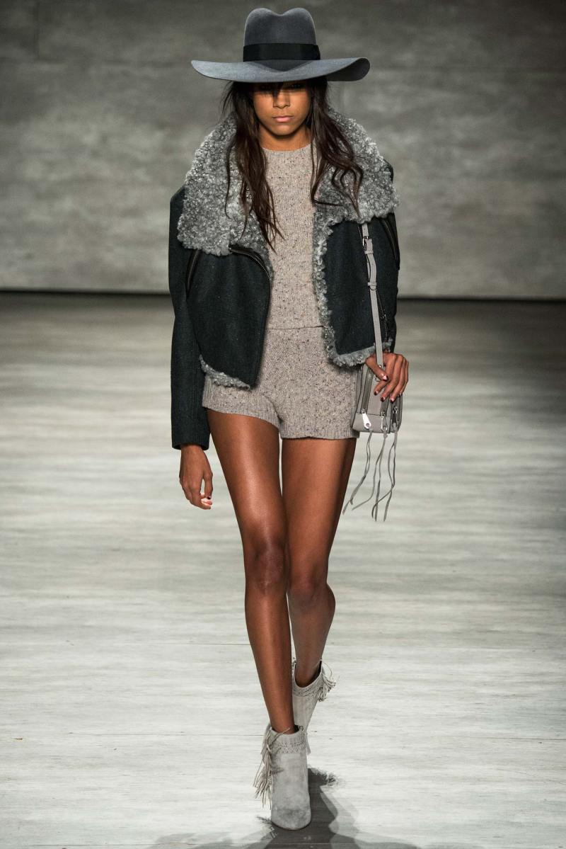 Rebecca Minkoff Ready to Wear FW 2015 NYFW (19)