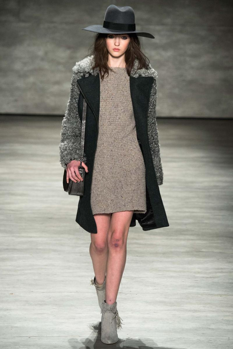 Rebecca Minkoff Ready to Wear FW 2015 NYFW (20)