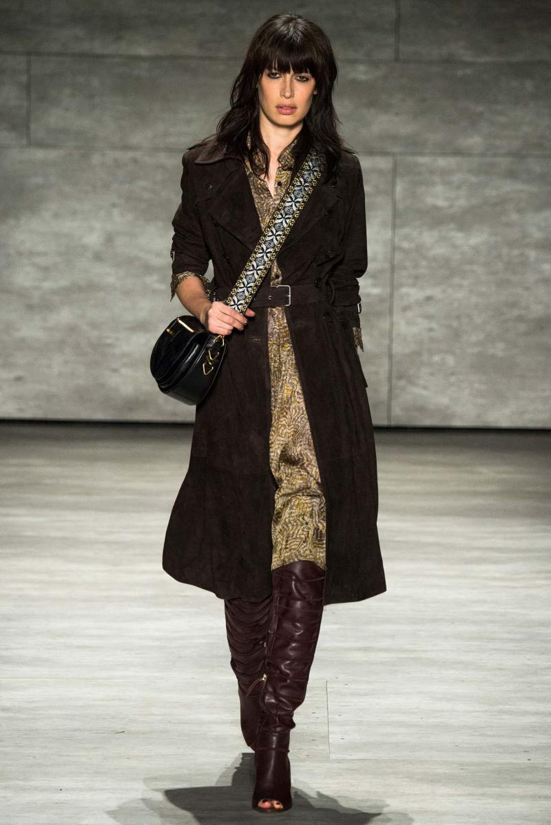 Rebecca Minkoff Ready to Wear FW 2015 NYFW (3)