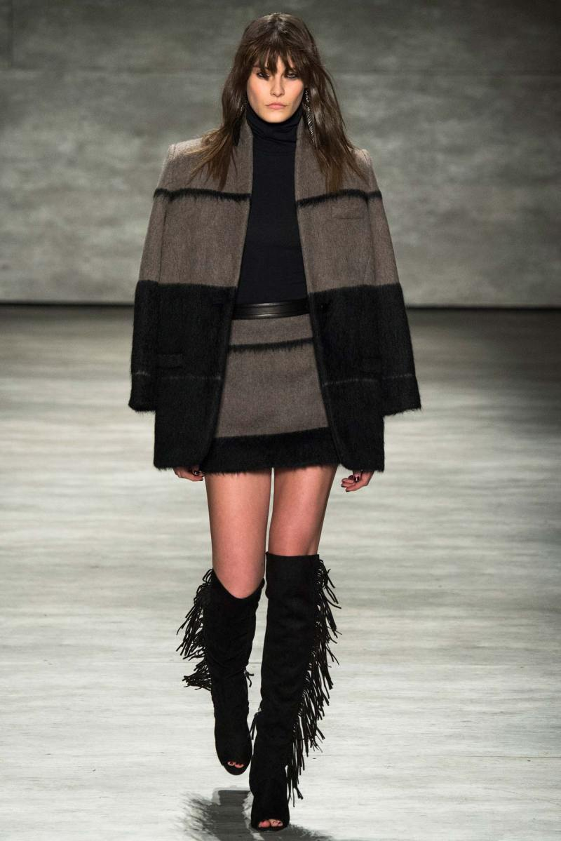 Rebecca Minkoff Ready to Wear FW 2015 NYFW (8)