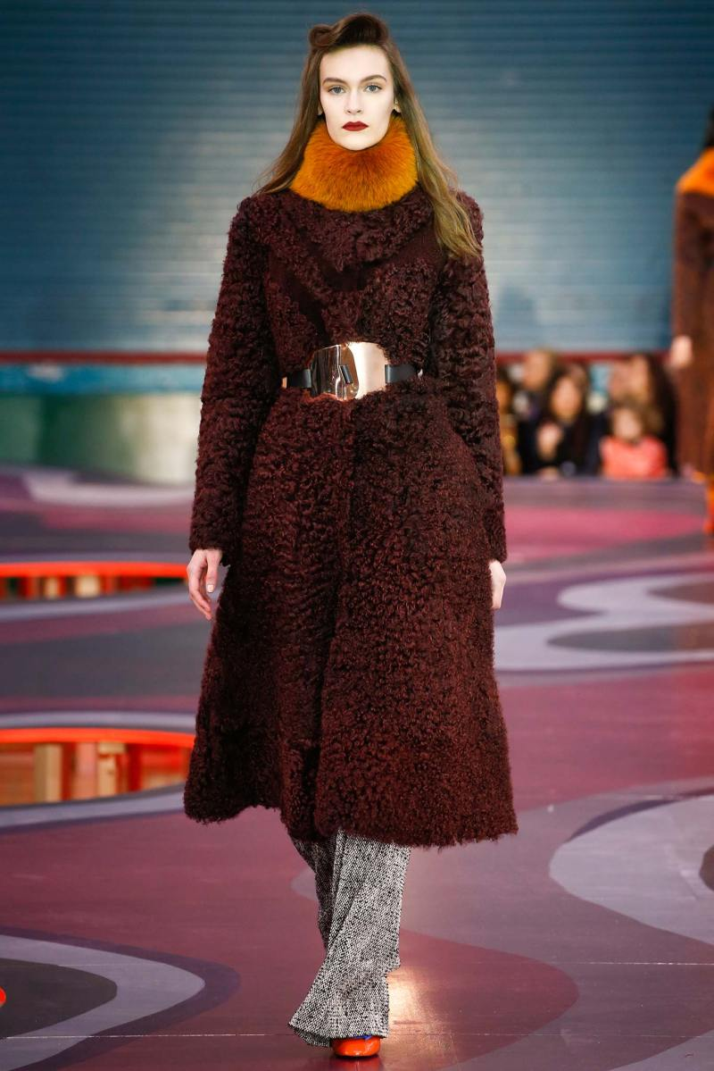 Roksanda Ready to Wear FW 2015 LFW (10)