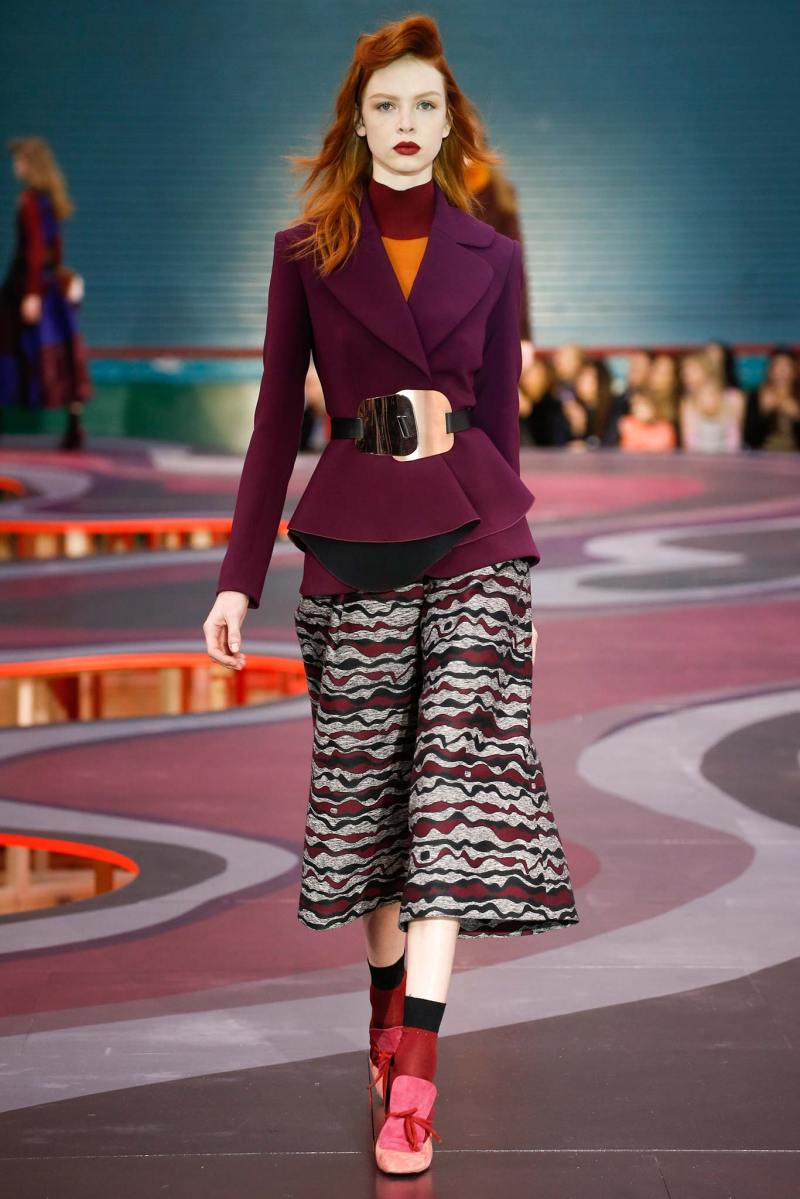 Roksanda Ready to Wear FW 2015 LFW (9)