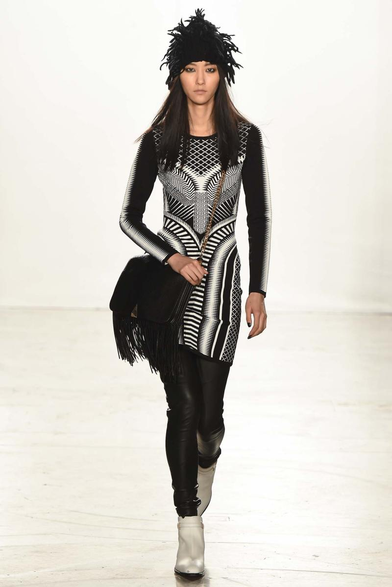 Sass & Bide Ready to Wear FW 2015 LFW (21)