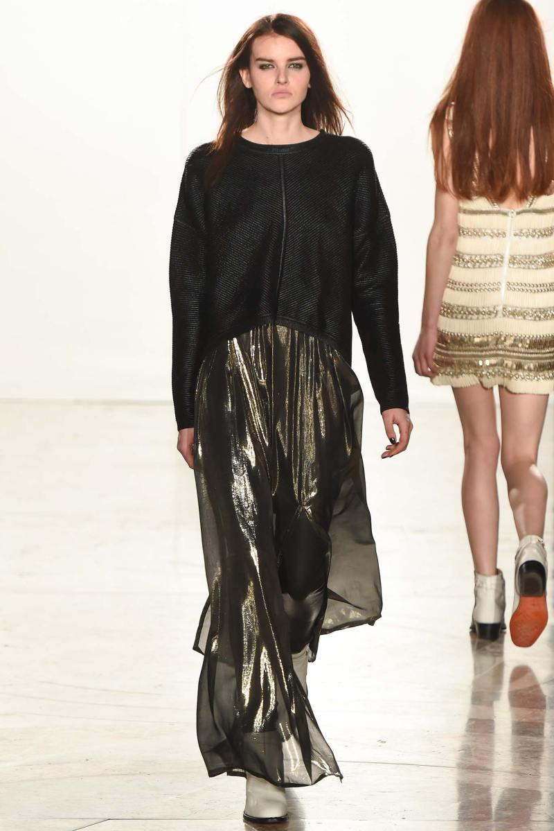 Sass & Bide Ready to Wear FW 2015 LFW (38)