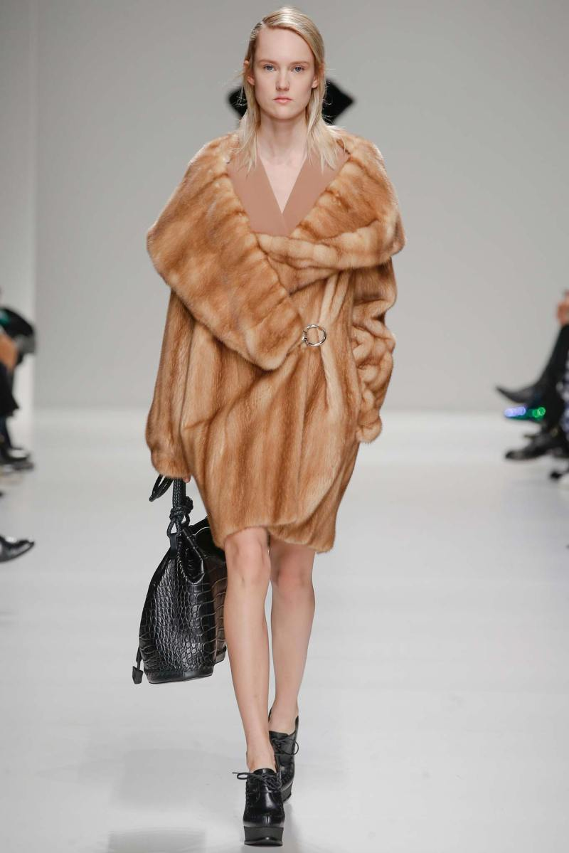Sportmax Ready to Wear FW 2015 MFW (7)