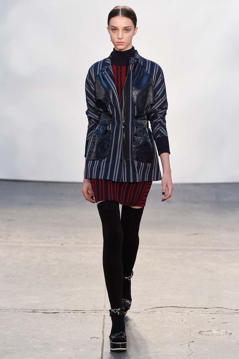 Tanya Taylor Ready to Wear FW 2015 NYFW (11)