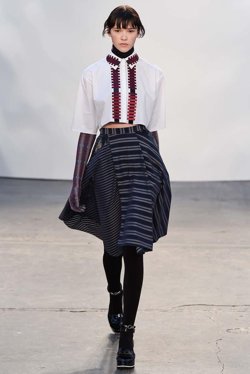 Tanya Taylor Ready to Wear FW 2015 NYFW (12)