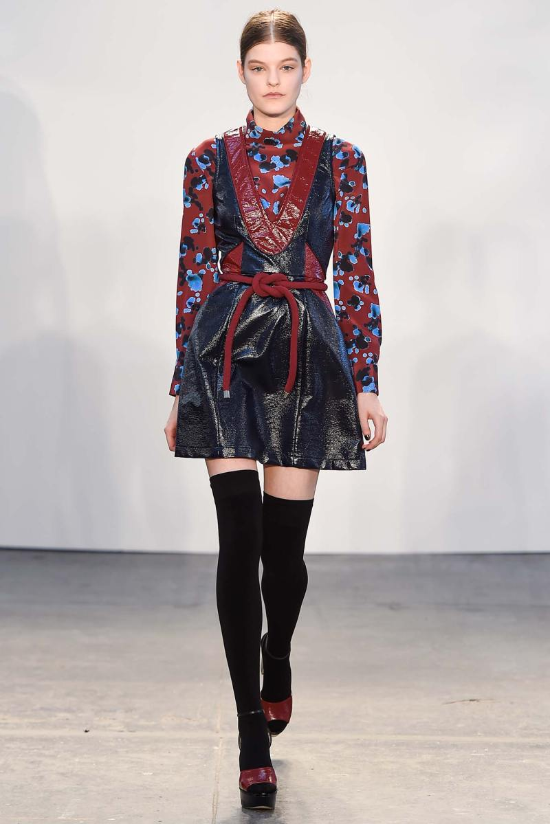 Tanya Taylor Ready to Wear FW 2015 NYFW (19)