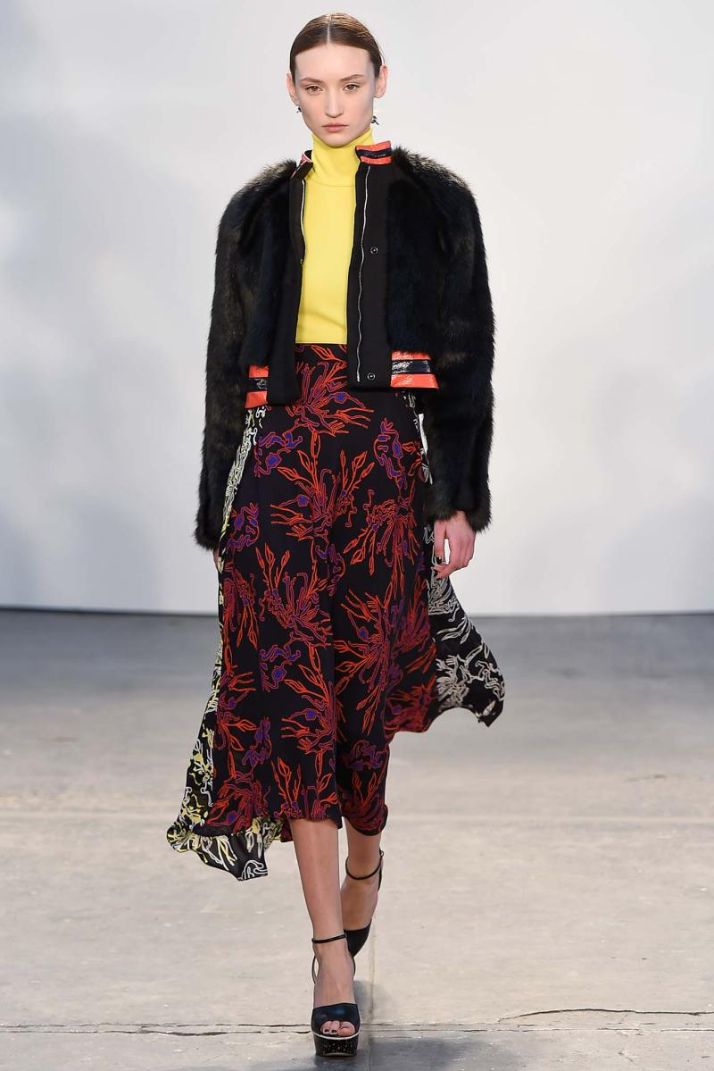 Tanya Taylor Ready to Wear FW 2015 NYFW (24)