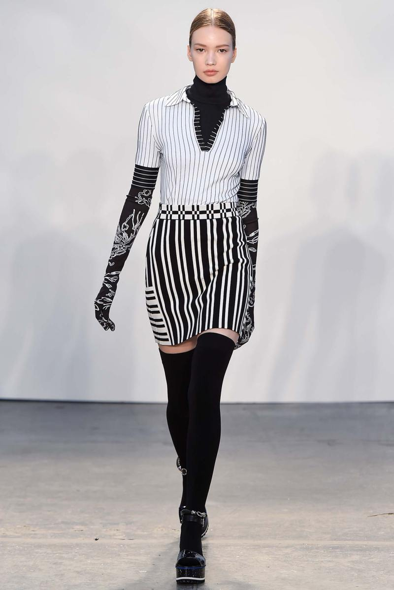 Tanya Taylor Ready to Wear FW 2015 NYFW (4)