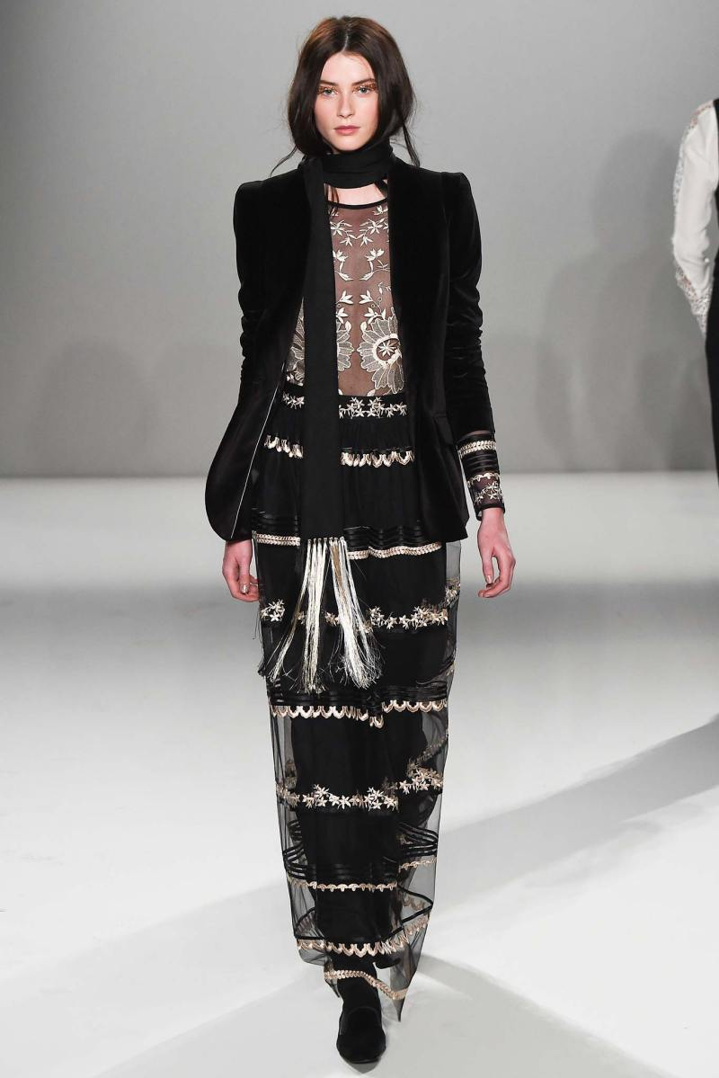 Temperley London Ready to Wear FW 2015 LFW (14)