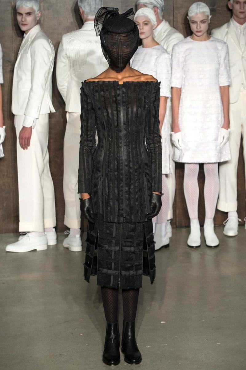 Thom Browne Ready to Wear FW 2015 NYFW (14)