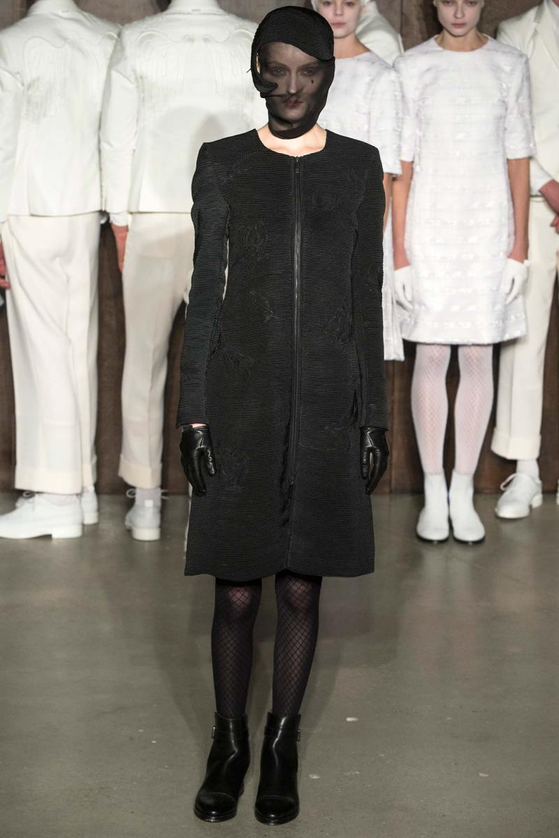 Thom Browne Ready to Wear FW 2015 NYFW (17)