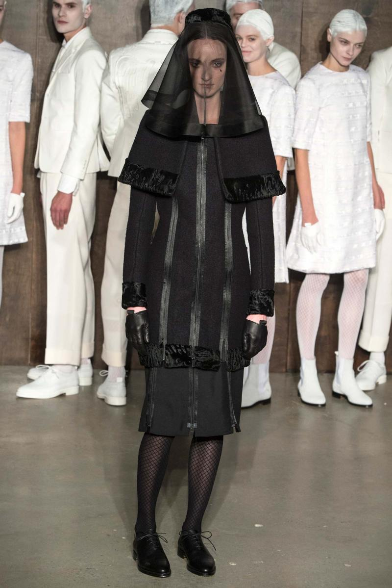 Thom Browne Ready to Wear FW 2015 NYFW (22)