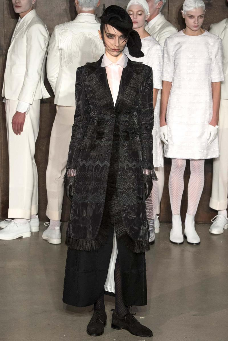 Thom Browne Ready to Wear FW 2015 NYFW (23)