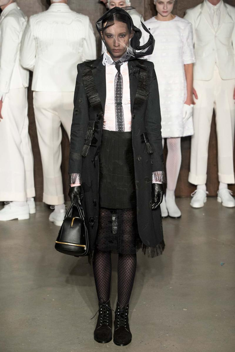Thom Browne Ready to Wear FW 2015 NYFW (27)