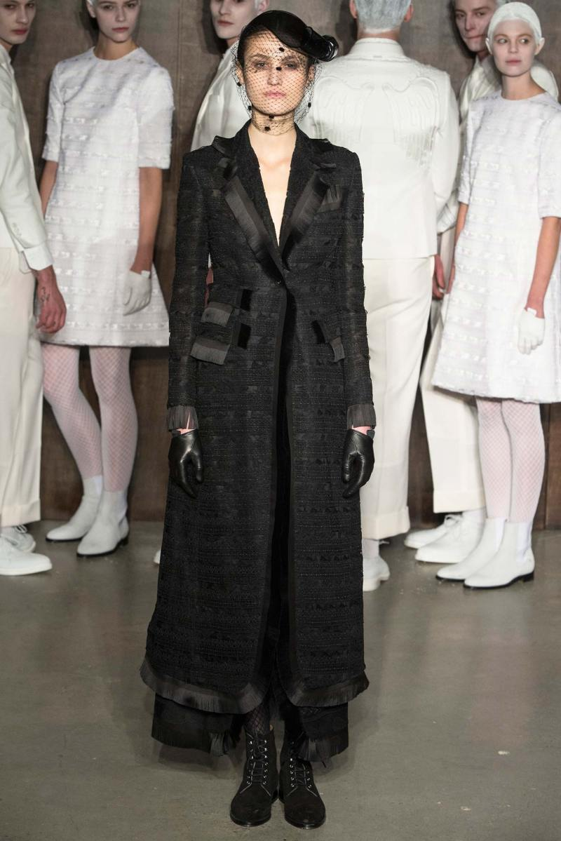 Thom Browne Ready to Wear FW 2015 NYFW (33)