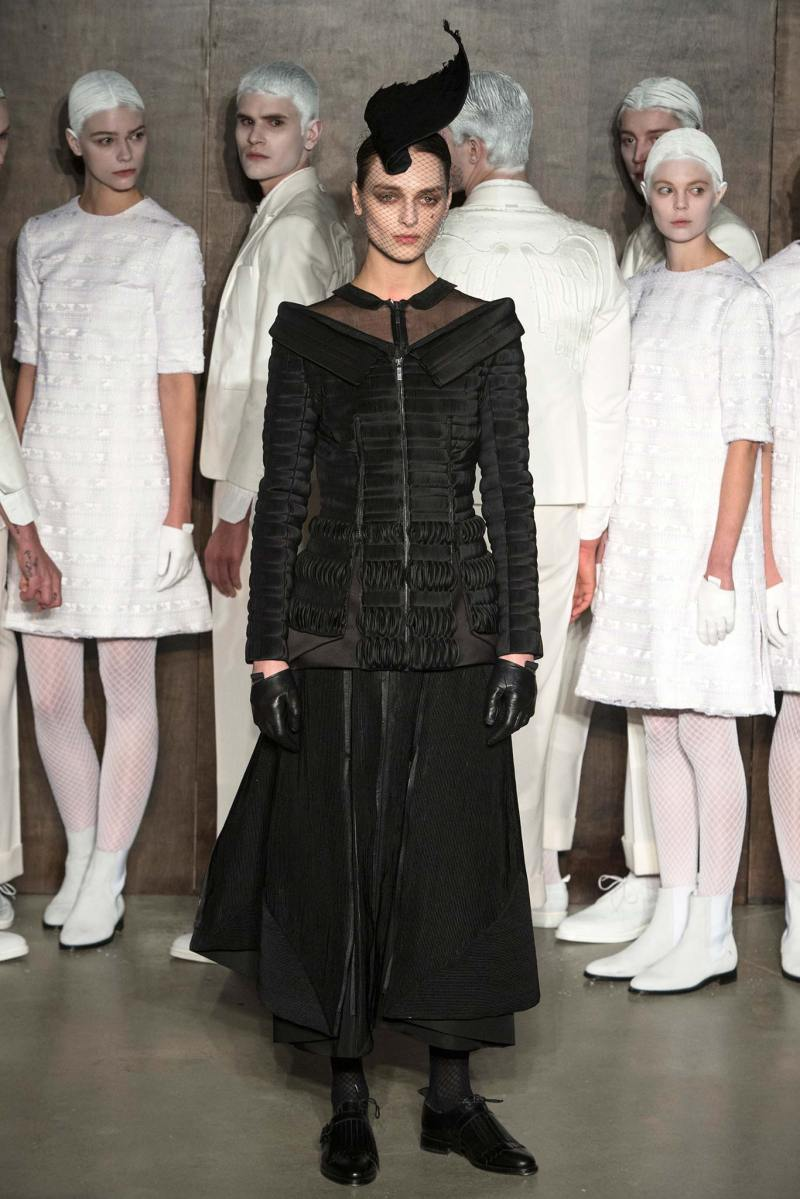 Thom Browne Ready to Wear FW 2015 NYFW (36)