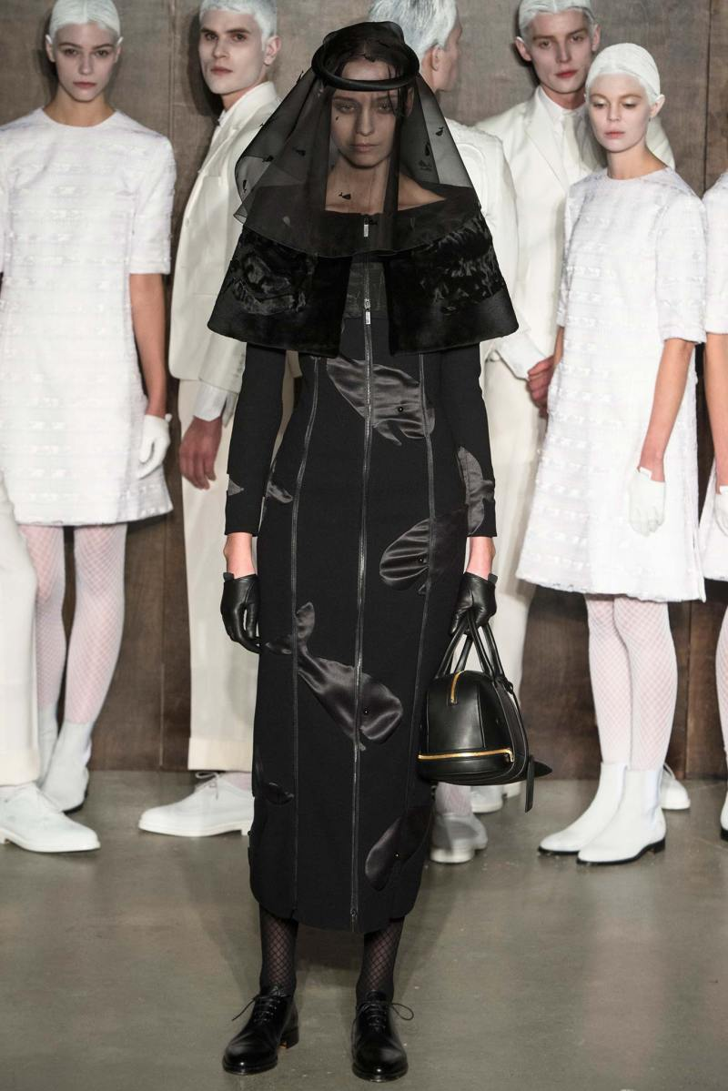 Thom Browne Ready to Wear FW 2015 NYFW (40)