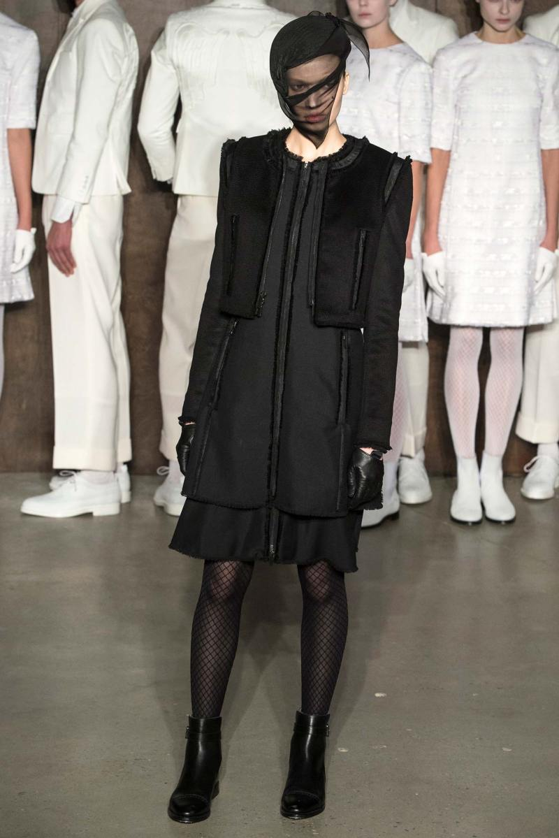 Thom Browne Ready to Wear FW 2015 NYFW (9)