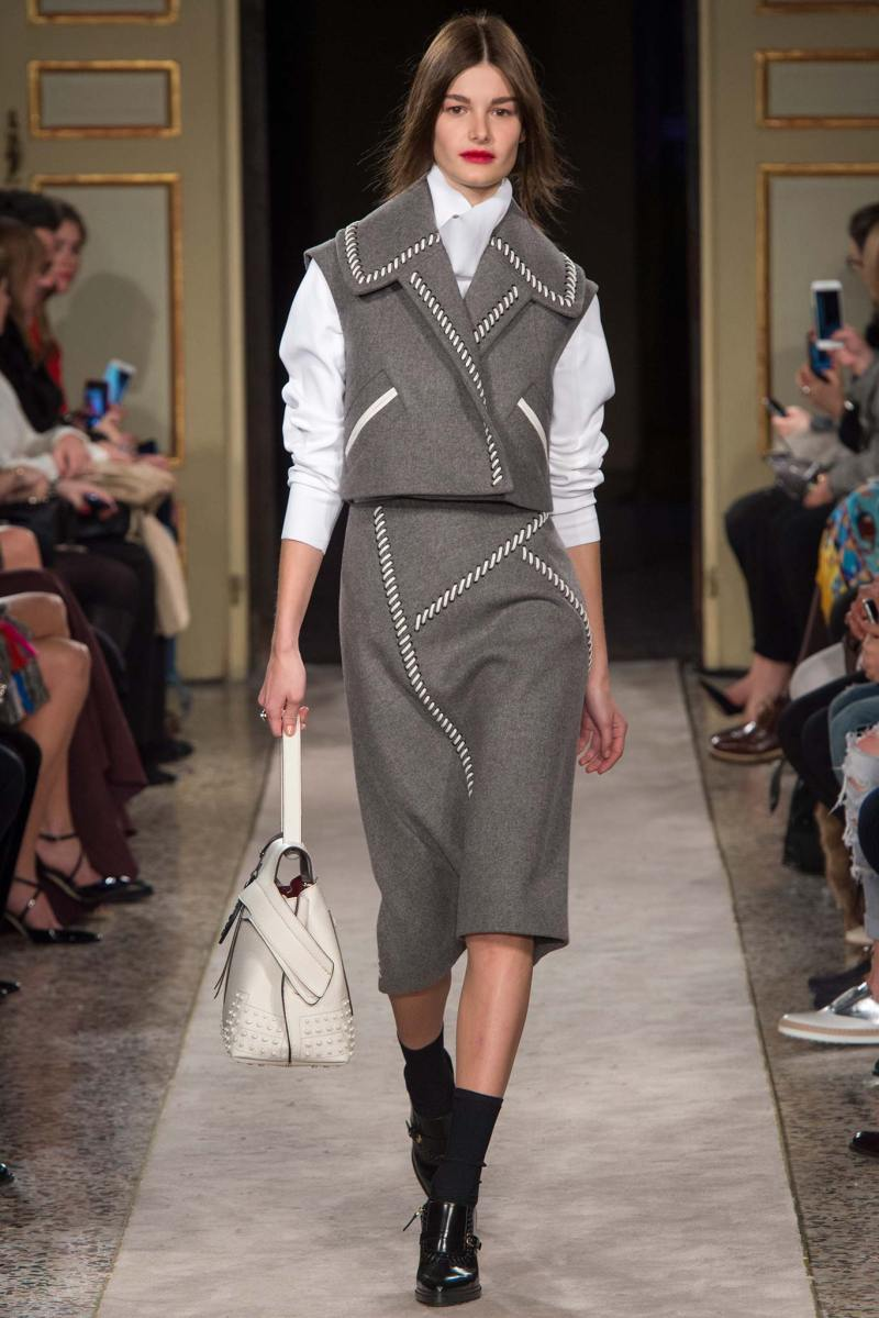 Tod's Ready to Wear FW 2015 MFW (13)