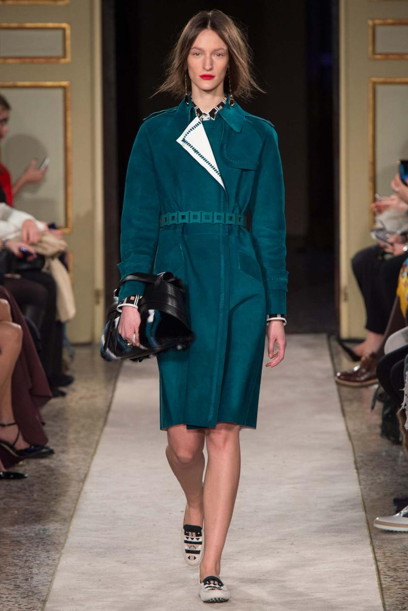 Tod's Ready to Wear FW 2015 MFW (19)