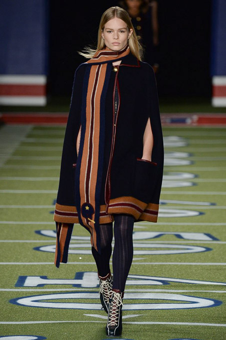 Tommy Hilfiger Ready to Wear FW 2015 NYFW (1)