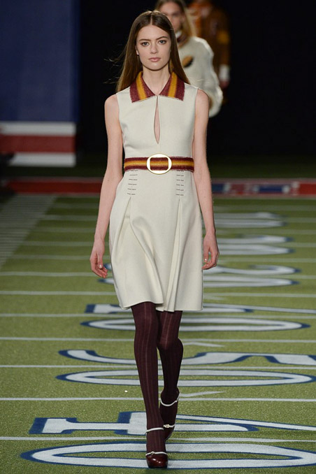 Tommy Hilfiger Ready to Wear FW 2015 NYFW (15)