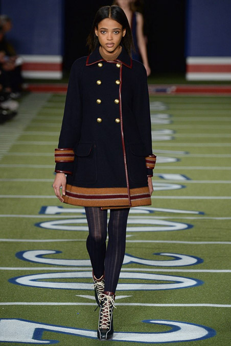 Tommy Hilfiger Ready to Wear FW 2015 NYFW (2)