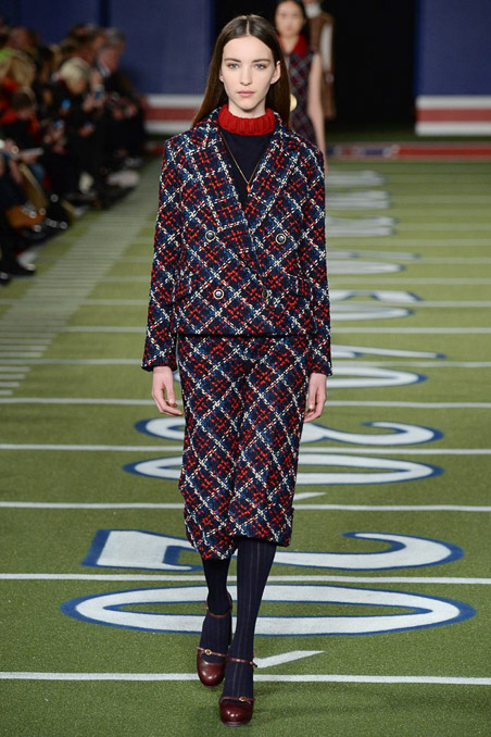 Tommy Hilfiger Ready to Wear FW 2015 NYFW (23)
