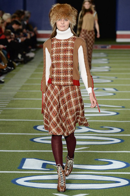 Tommy Hilfiger Ready to Wear FW 2015 NYFW (25)