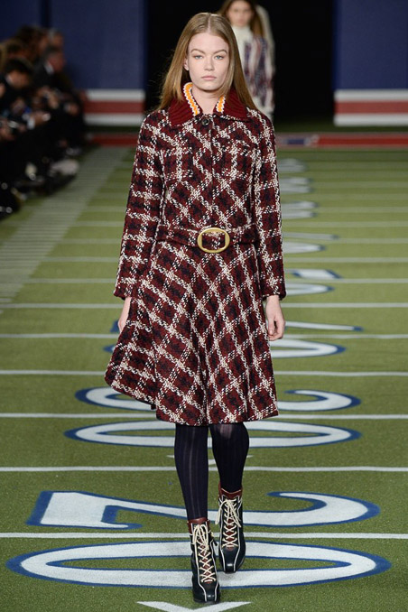 Tommy Hilfiger Ready to Wear FW 2015 NYFW (27)