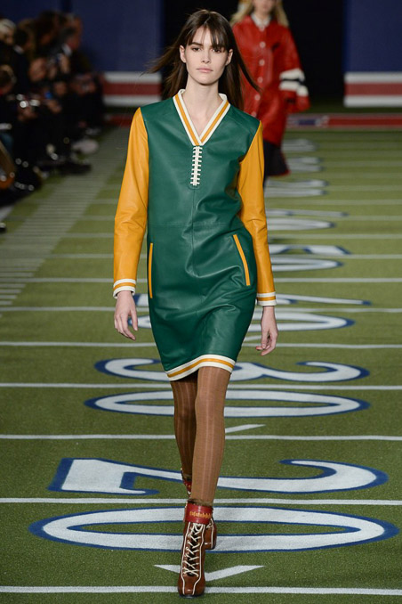 Tommy Hilfiger Ready to Wear FW 2015 NYFW