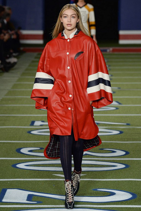 Tommy Hilfiger Ready to Wear FW 2015 NYFW (33)