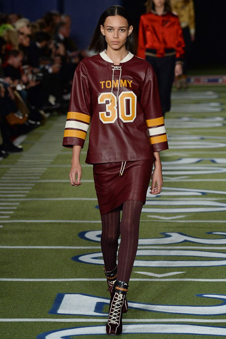Tommy Hilfiger Ready to Wear FW 2015 NYFW (36)