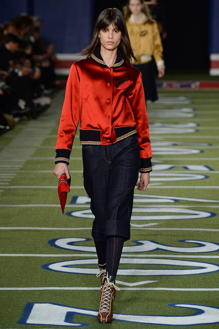Tommy Hilfiger Ready to Wear FW 2015 NYFW (37)