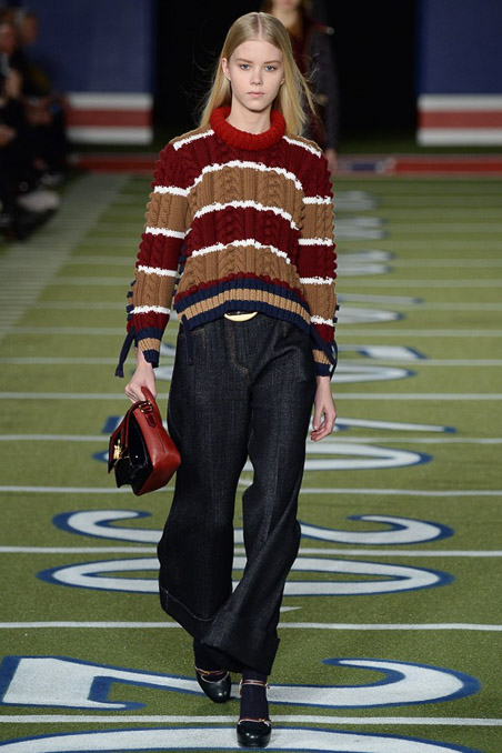 Tommy Hilfiger Ready to Wear FW 2015 NYFW (41)
