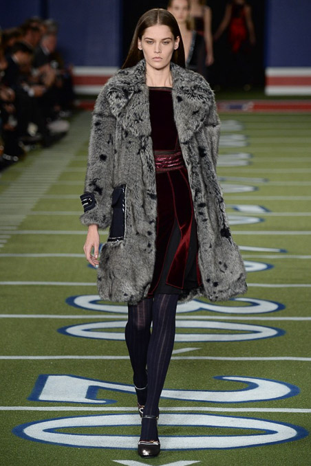 Tommy Hilfiger Ready to Wear FW 2015 NYFW (47)