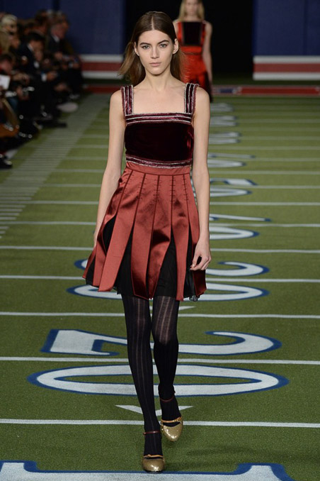 Tommy Hilfiger Ready to Wear FW 2015 NYFW (49)