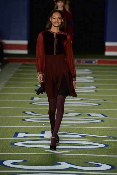 Tommy Hilfiger Ready to Wear FW 2015 NYFW (9)