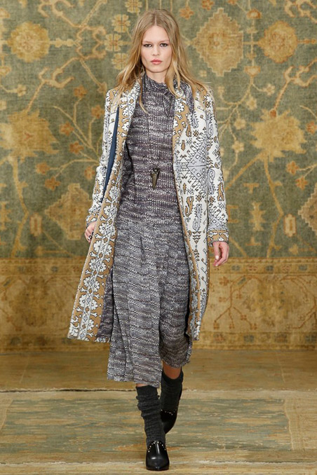 Tory Burch Ready to Wear FW 2015 NYFW (1)