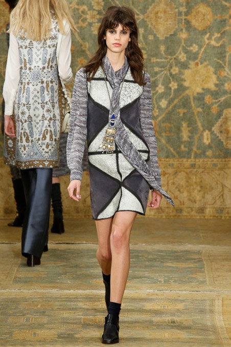 Tory Burch Ready to Wear FW 2015 NYFW (10)