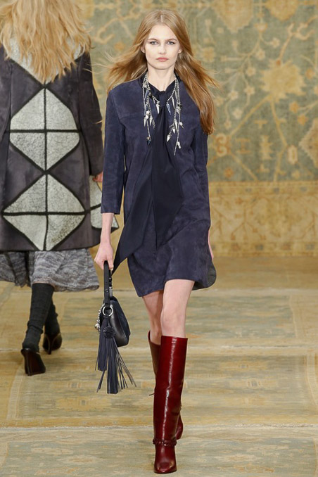 Tory Burch Ready to Wear FW 2015 NYFW (11)