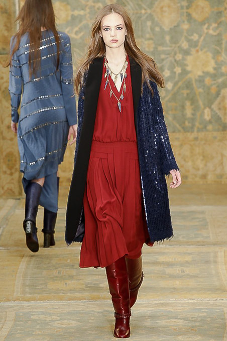 Tory Burch Ready to Wear FW 2015 NYFW (13)