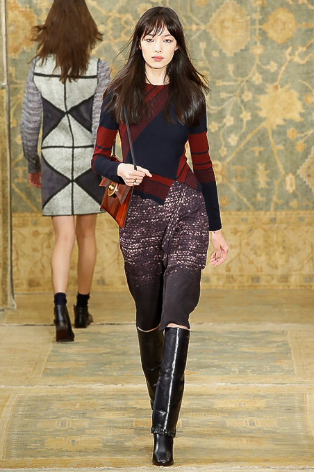 Tory Burch Ready to Wear FW 2015 NYFW (15)