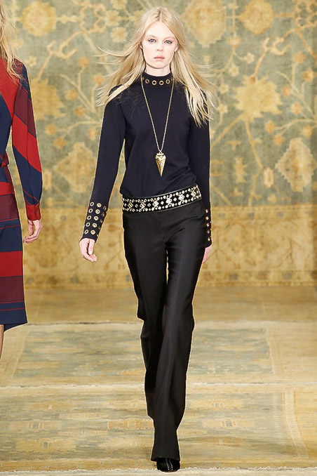 Tory Burch Ready to Wear FW 2015 NYFW (17)