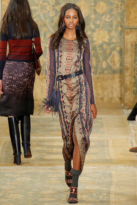 Tory Burch Ready to Wear FW 2015 NYFW (20)