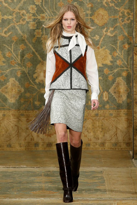 Tory Burch Ready to Wear FW 2015 NYFW (22)